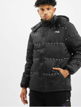 FILA Puffer Jacket Tatsuji schwarz