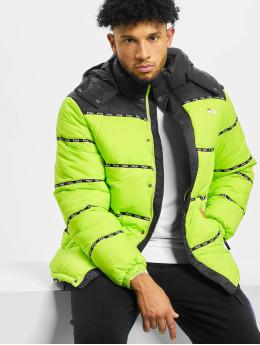 FILA Puffer Jacket Urban Line Tatsuji yellow