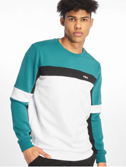 Fila Urban Line Norbin Sweatshirt Shaded SpruceBlackBright White