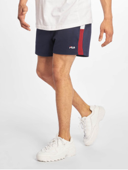 Fila Urban Line Carlos Shorts Black Iris/Rhubarb/Bright White