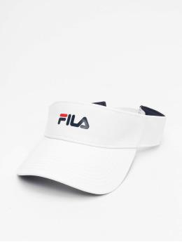 FILA Snapback Cap Line Visor bianco