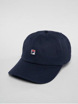 FILA Snapback Caps Dad niebieski