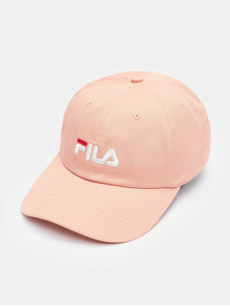FILA Snapback Caps Line Basic Linear rózowy
