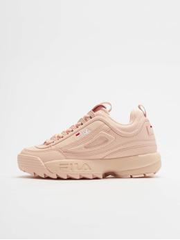 FILA Sneaker Heritage Disruptor Low rosa chiaro