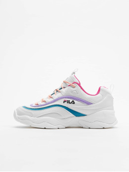 FILA Frauen Sneaker Ray Low in weiß