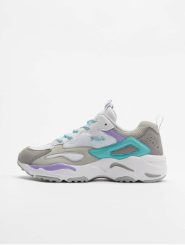FILA sneaker Heritage Ray Tracer wit