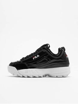 FILA sneaker Heritage Disruptor M zwart