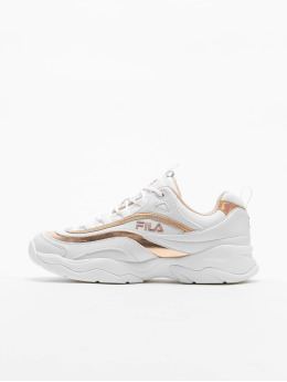 FILA Sneakers Heritage Ray M Low bialy