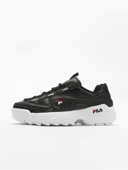 FILA Sneakers Heritage D-Formation czarny