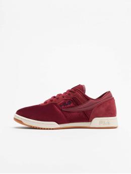 FILA Sneakers Fitness V Wmn czerwony