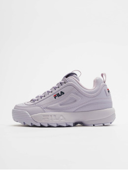 FILA Sneakers Heritage Disruptor purple