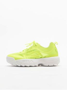 FILA Sneakers Heritage Disruptor Run zelená