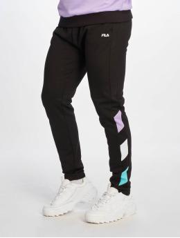FILA Spodnie do joggingu Urban Line Kamil czarny