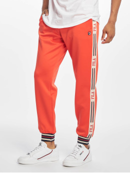 FILA Spodnie do joggingu Urban Line Lou pomaranczowy