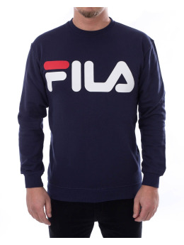 FILA Sweat & Pull Classic Logo bleu