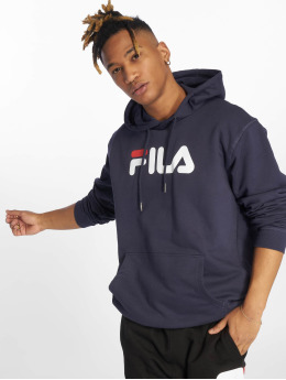 FILA Sweat capuche Line Pure bleu