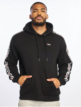 FILA Sweat capuche Urban Line Tape David noir