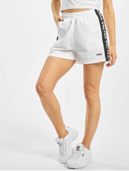 FILA Szorty Tarin High Waist bialy