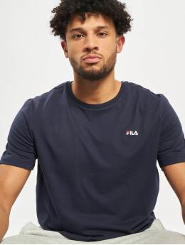 FILA t-shirt Urban Line Unwind 2.0 Reg blauw