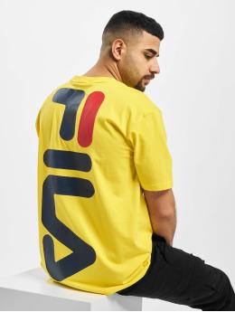 FILA t-shirt Bender  geel