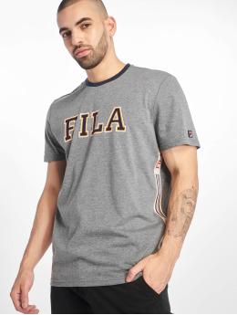 FILA t-shirt Hank grijs