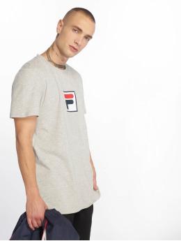 FILA T-Shirt Urban Line Print Evan  gris