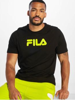 FILA T-shirt Urban Line Gary Raglan nero