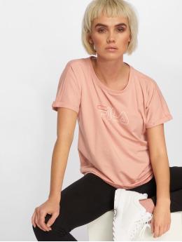 FILA T-shirt Power Line Ludi rosa chiaro