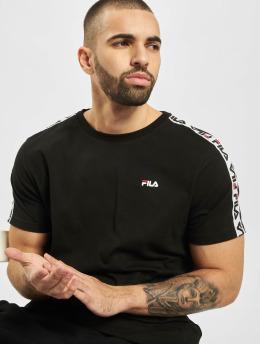FILA T-Shirt Vainamo schwarz