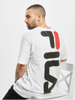 FILA t-shirt Anatoli Dropped Shoulder wit