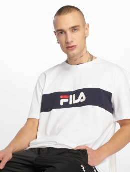 FILA T-Shirty Urban Line Nolan bialy