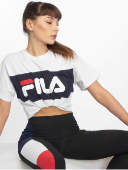 FILA T-skjorter Urban Line Allison hvit