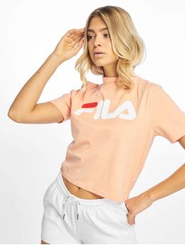 FILA T-skjorter Urban Line Every Turtle oransje