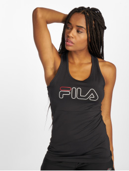 FILA Tank Tops Power Line Mirth musta