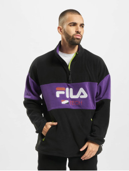 FILA Trøjer Urban Line Half Zip Fleece sort