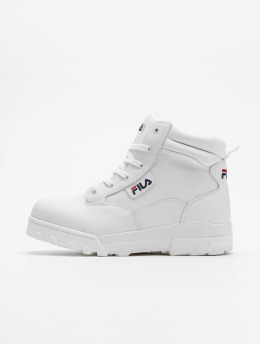FILA Vapaa-ajan kengät Grunge L valkoinen