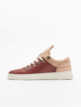 Filling Pieces Sneakers Filling Pieces Mountain Cut  hnedá