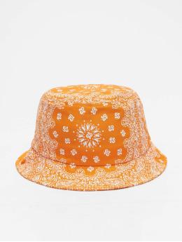 Flexfit Шляпа Bandana Print оранжевый