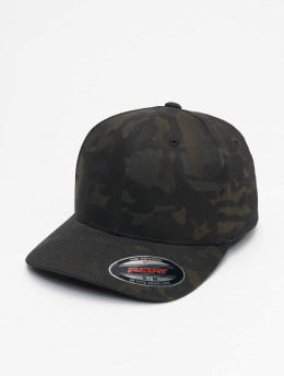 Flexfit Casquette Flex Fitted Multicam  camouflage