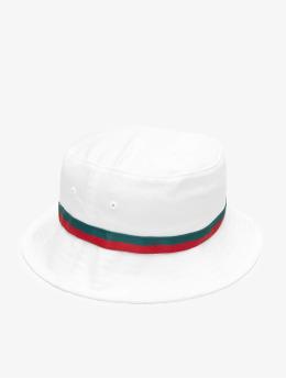 Flexfit Chapeau Stripe blanc