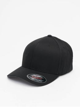 Flexfit Fitted Cap Flexfit schwarz
