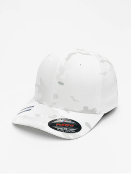 Flexfit Flexfitted Cap Multicam® Flexfitted blanc