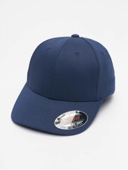 Flexfit Flexfitted Cap  Alpha Shape blauw