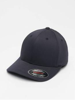 Flexfit Flexfitted Cap Wooly Combed Flexfitted bleu