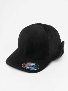 Flexfit Flexfitted Cap Roy Earflap czarny
