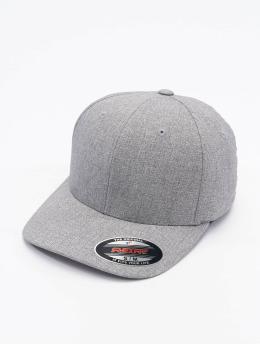 Flexfit Flexfitted Cap Heatherlight Flexfitted  grey
