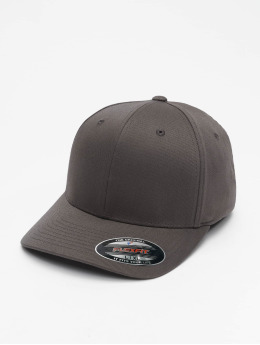 Flexfit Flexfitted Cap Wooly Combed Flexfitted Cap gris