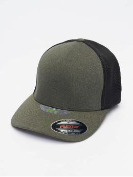 Flexfit Flexfitted Cap Unipanel  olive