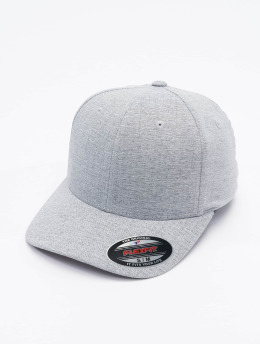 Flexfit Flexfitted Cap Heatherlight silver colored
