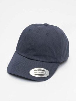 Flexfit Gorra Snapback Ecowash Dad azul